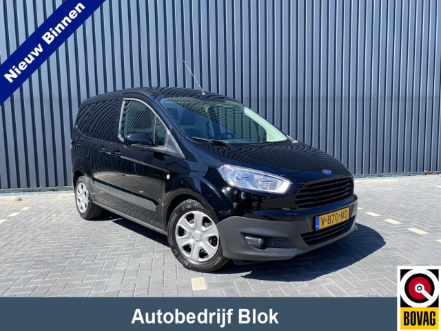 Ford-Transit Courier